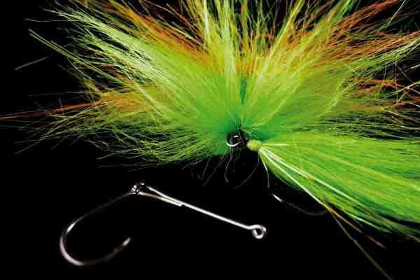 Weed Dancers leddelte system medvirker at fluen let glider af i rørskoven.