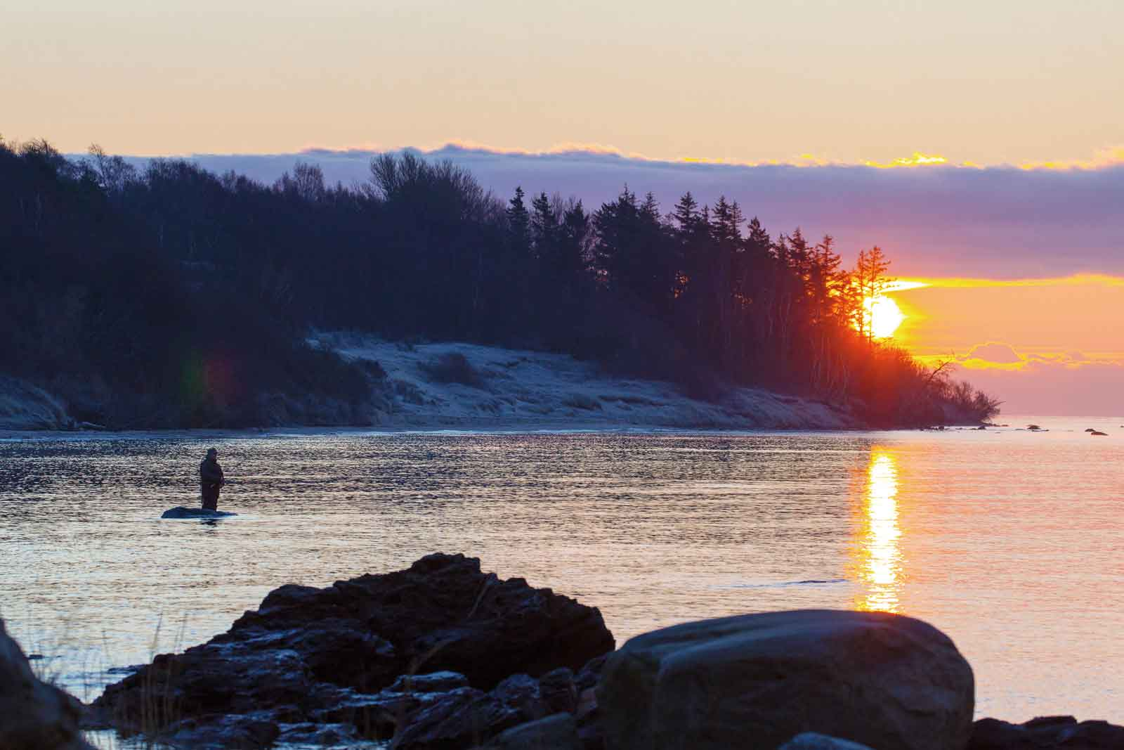 Kystfiskeri på Bornholm