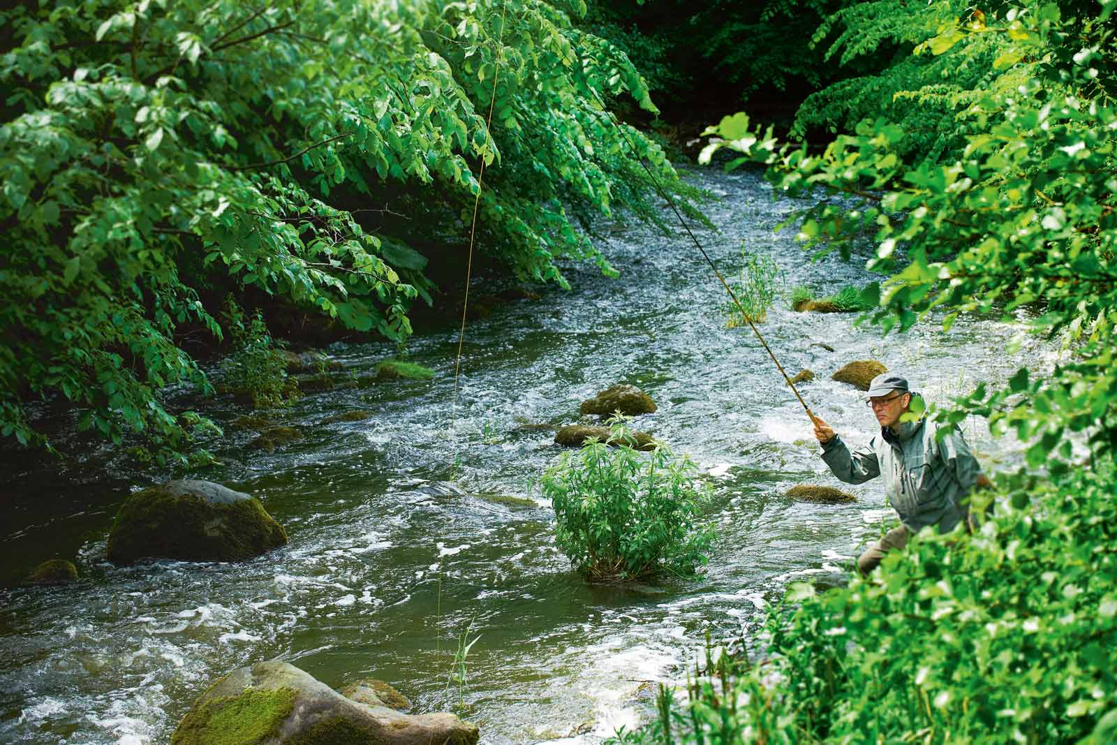 TENKARA – BACK INTO THE FUTURE