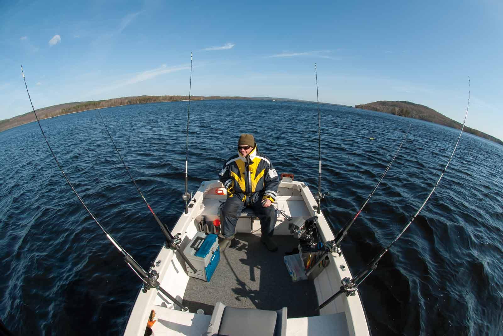 Langsomnt dørgefiskeri kan være super effektivt