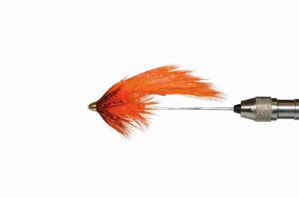 En af Heines favoritter til morgenfiskeri i overskyet vejr.