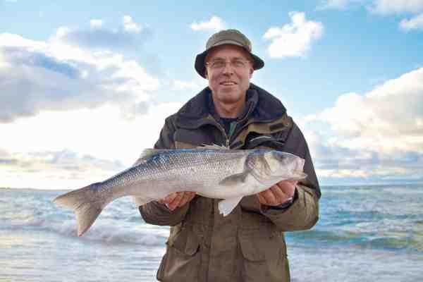 Større bars som denne bliver mere og mere almindelige i takt med, at folk fokuserer deres fiskeri på at fange de hårdfightende fisk.