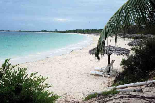 Selvom tarpon er hovedattraktionen kan familien også tages med og anbringes på en af de mange smukke strande.