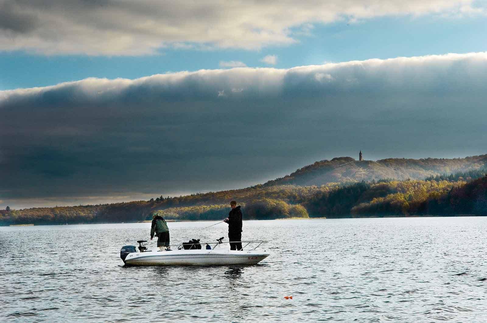 Guide til de midtjyske søer