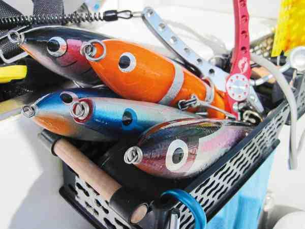 Gamma GT-y 160H er en flydende stickbait fra firmaet Carpenter, som er udviklet til GT-fiskeriet omkring Tokara-øerne. For GT-fiskere er dette toppen af poppen, når det gælder isenkram.