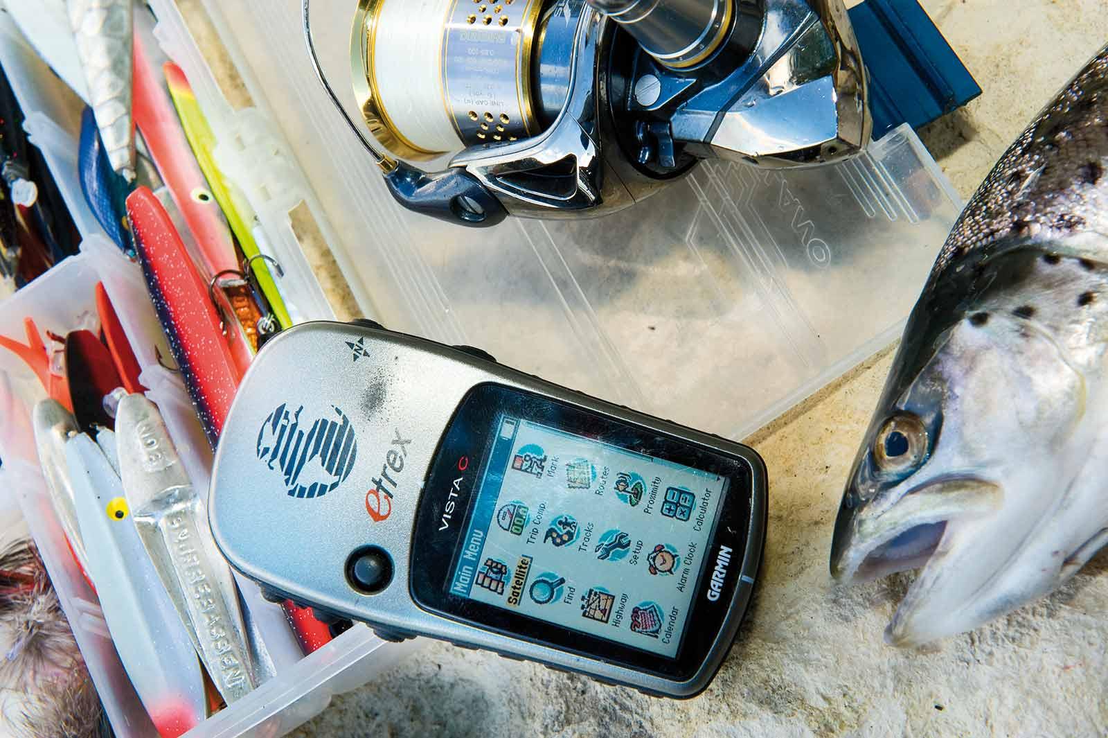 Håndholdt GPS til kystfiskeri giver mange forbedringer af fiskeriet.