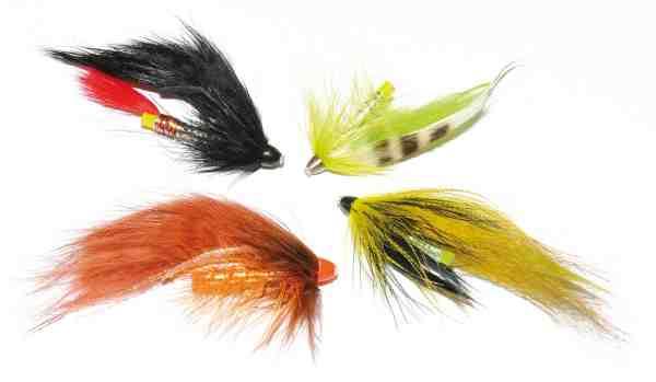 Heine Lund Frausing har netop kreeret en hel serie laksefluer – HLF-flies – som er designet specifikt til dansk laksefluefiskeri. Læs mere på www.fisknu.dk.