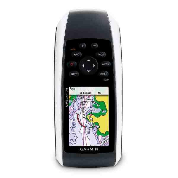 Til dig, som ikke har en stor plotter i båden, er en lille håndholdt GPS som fx denne fra Garmin guld værd, når du skal finde sikkert hjem i mørke eller tæt tåge.