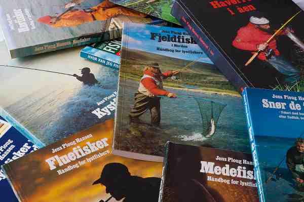 Jens var en slider, og har med sin store bogproduktion, sat sig et varigt minde blandt danske lystfiskere mange år frem i tiden.