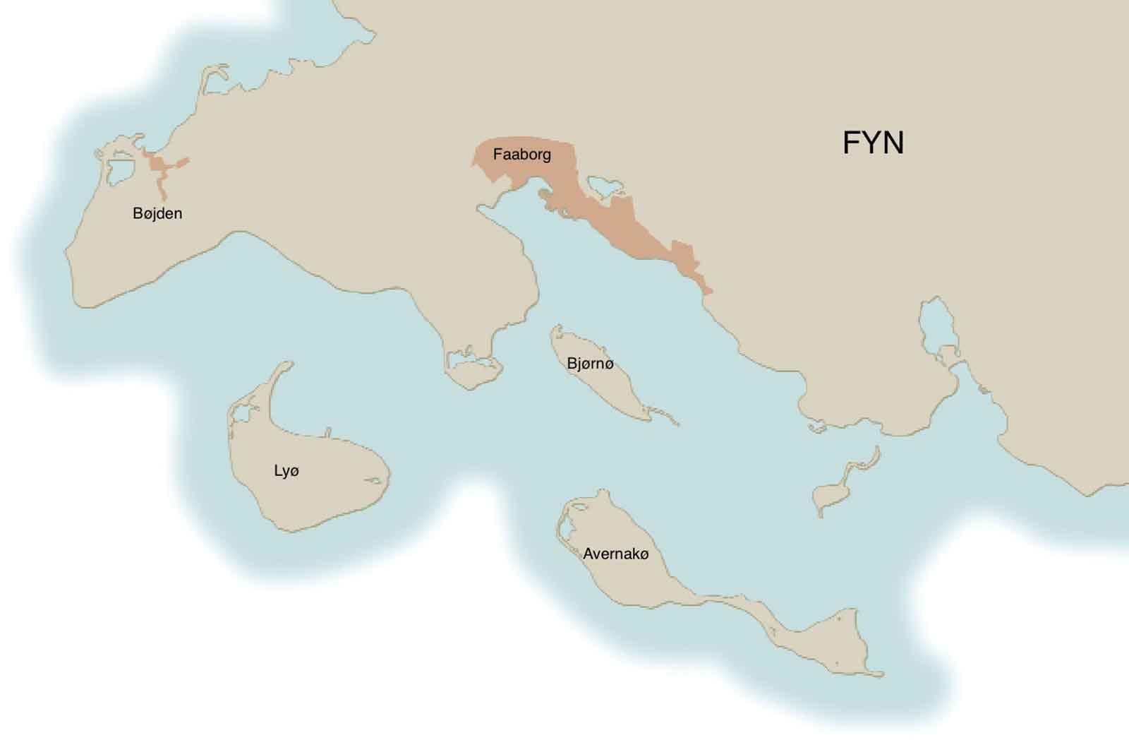 Kystpladser Fyn