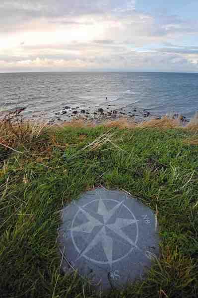 Gniben er Sjællands Oddes nordvestligste punkt, og en af landets måske mest spændende havørredpladser.