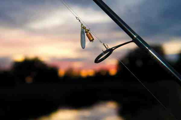Ved at montere din spinner med en helikopterrig og en str. 12 trekrog, får du en højre landingsrate – og skader fiskene mindre.