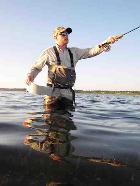 Den inkarnerede fjordfisker – Nicolai Kristiansen – er et velkendt ansigt ved Isefjorden. Han giver gerne tips og tricks til, hvordan fjordens fisk fanges.