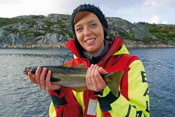 Artdiversiteten er enorm i Trondheimfjorden – et fantastisk sted for den udforskende havfisker, der gerne vil have nogle nye nåle i fiskehatten.