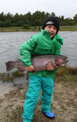 Fornyet livsglæde i fiskeriet.