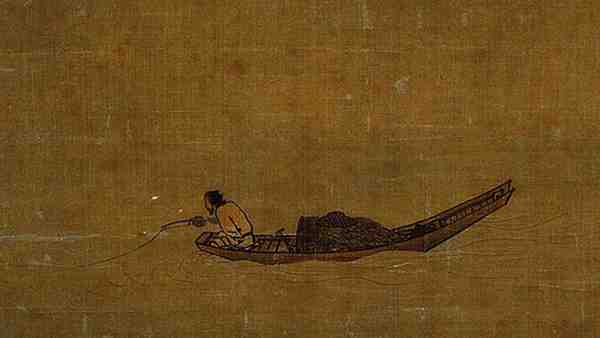 Verdens første billede af en fisker med stang og hjul stammer fra Kina og er fra 1195. I hundreder af år før havde man i Kina kendt fiskehjul som en form for anordning til opbevaring af overskydende line.