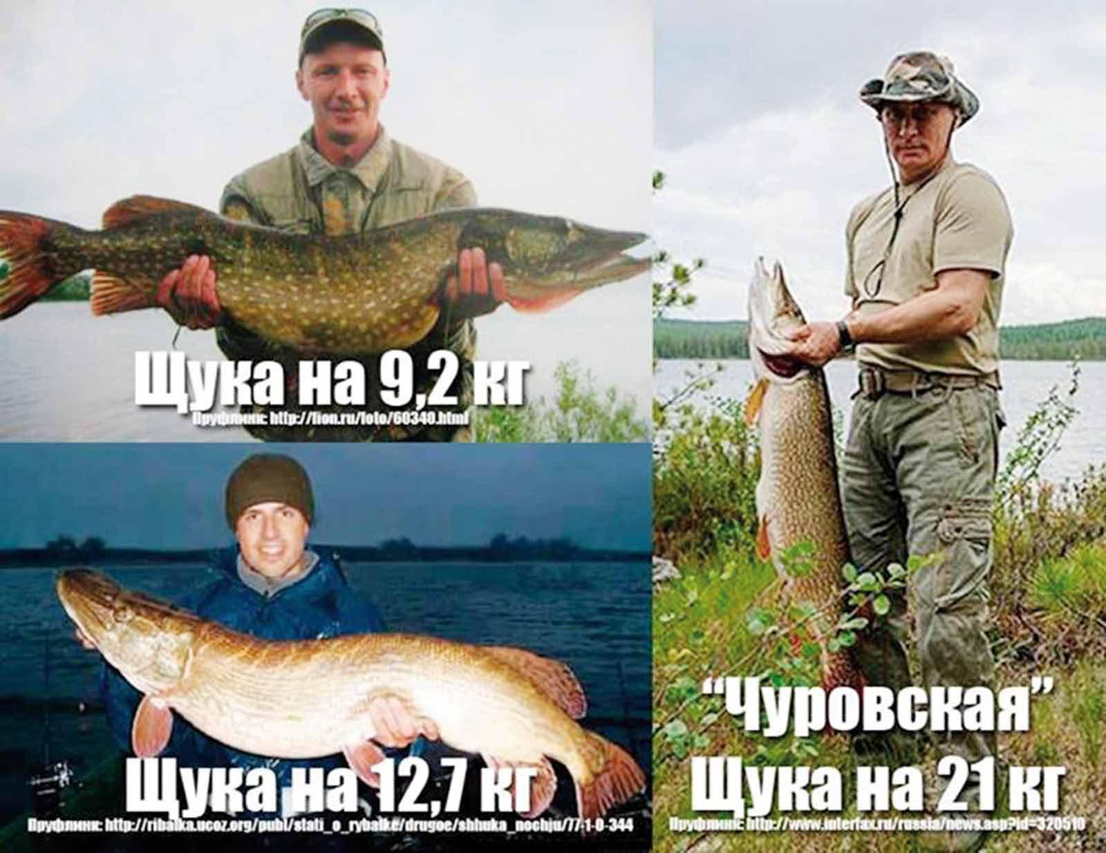 En rigtig lystfisker-historie…