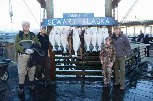 Man behøver ikke være inkarneret havfisker for at tage en tur på havet. Det er en kæmpe oplevelse som man ikke må snyde sig selv for, hvis man er i Alaska.