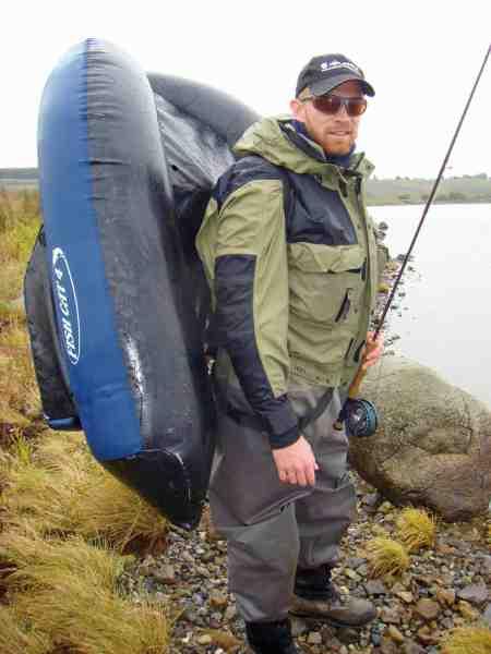 Fluefiskeri og flydering er en yderst effektiv cocktail til havørredfiskeri – og så er det enormt vanedannende.