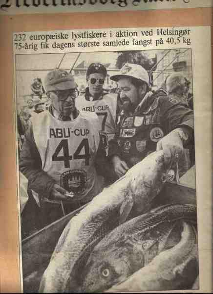 Felix Andersen (tv) har lagt navnet til Domus Felix der både har været maskinværksted og mejeri. Felix var en engageret og innovativ lystfiskeri der bl.a fiskede i konkurrencer på højt plan.