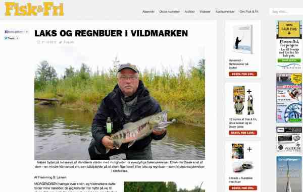 Et glimt fra artikelarkivet på www.fiskogfri.dk