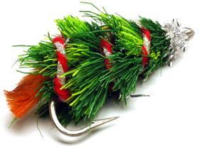 Fisk & Fri's flotte juletræ