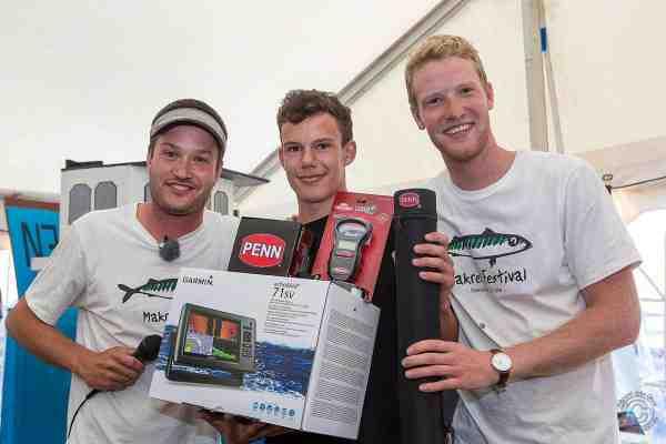16-årige Mike Pedersen blev kåret, som årets danmarksmester 2015. Han vandt ikke kun DM, men tog også førstepræmien, som bedste junior. Foto: John Olsen/Photodan.dk