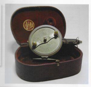 Illingworths første fastspolehjul fra 1905