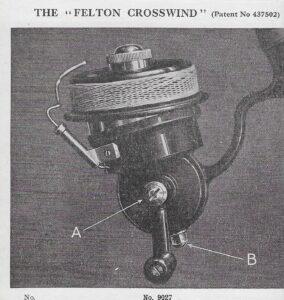 Allcook Felton Crosswind
