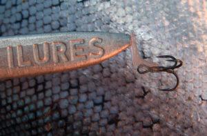 Release Connector fisket på gennemløber fra ILURES