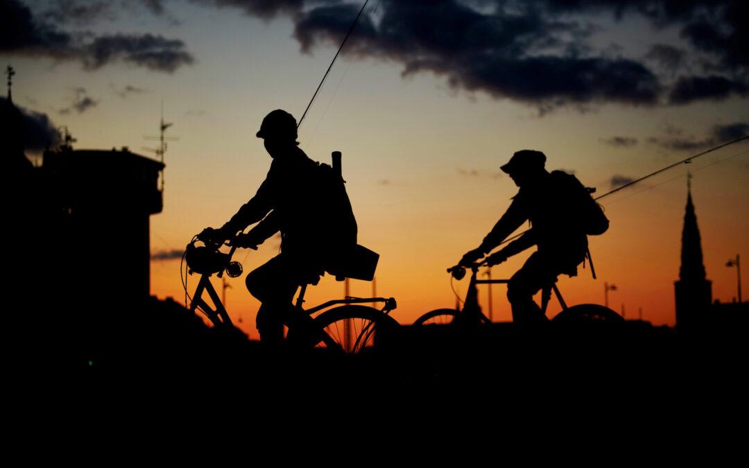 Fiskeri i midten af København