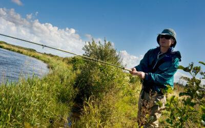 Vil du med på lystfiskerfestival i juni?