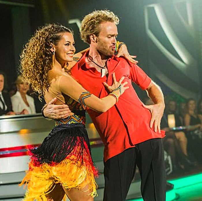Jakub Vagner Dancing with the stars