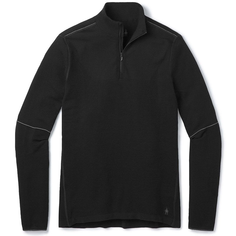 Smartwool Mens Intraknit 250 Thermal 1/4 Zip