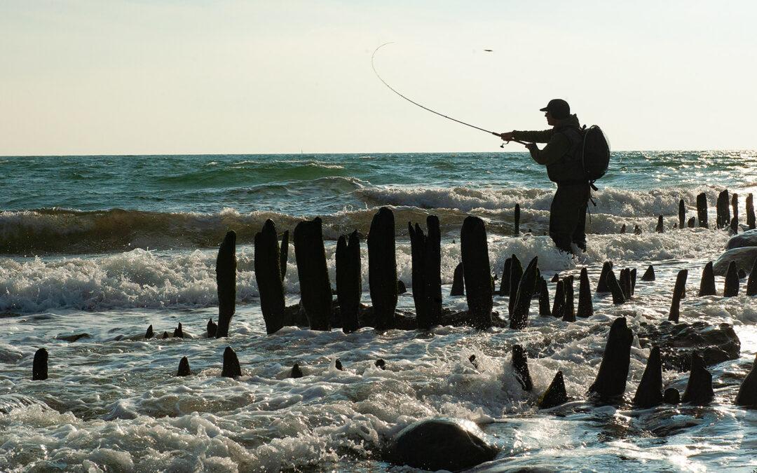 Komfort på fisketuren starter inderst