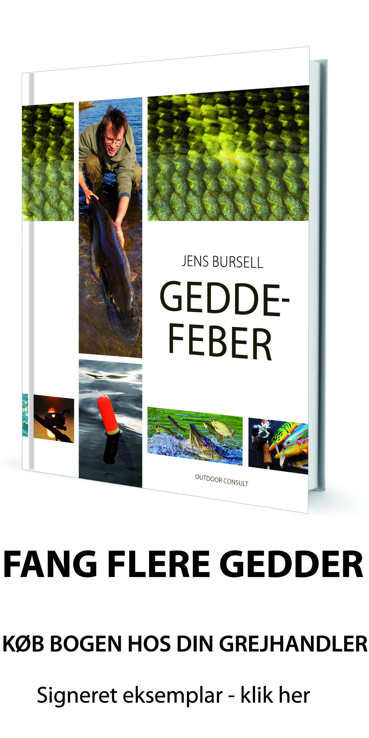 Geddefeber af Jens Bursell
