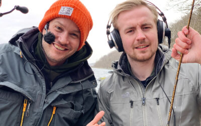 Ny fiskepodcast: Havørredfiskeri på Bornholm