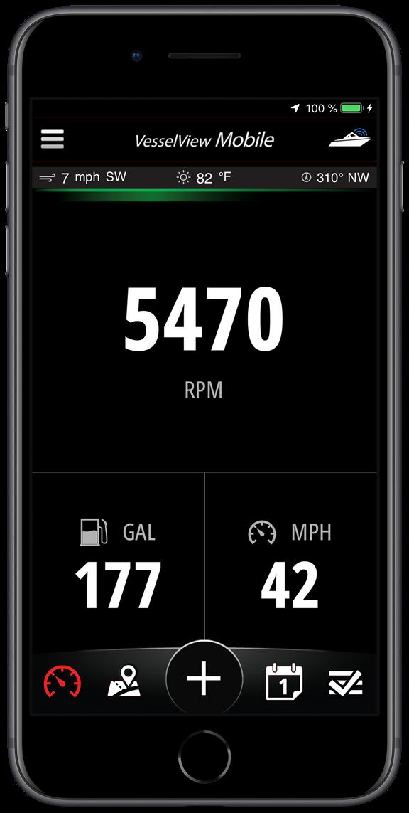 Vesselview mobilie Mercyry screenshot