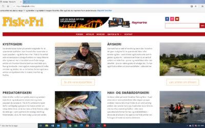 DANMARKS STØRSTE ON-LINE ARKIV MED FISKEARTIKLER