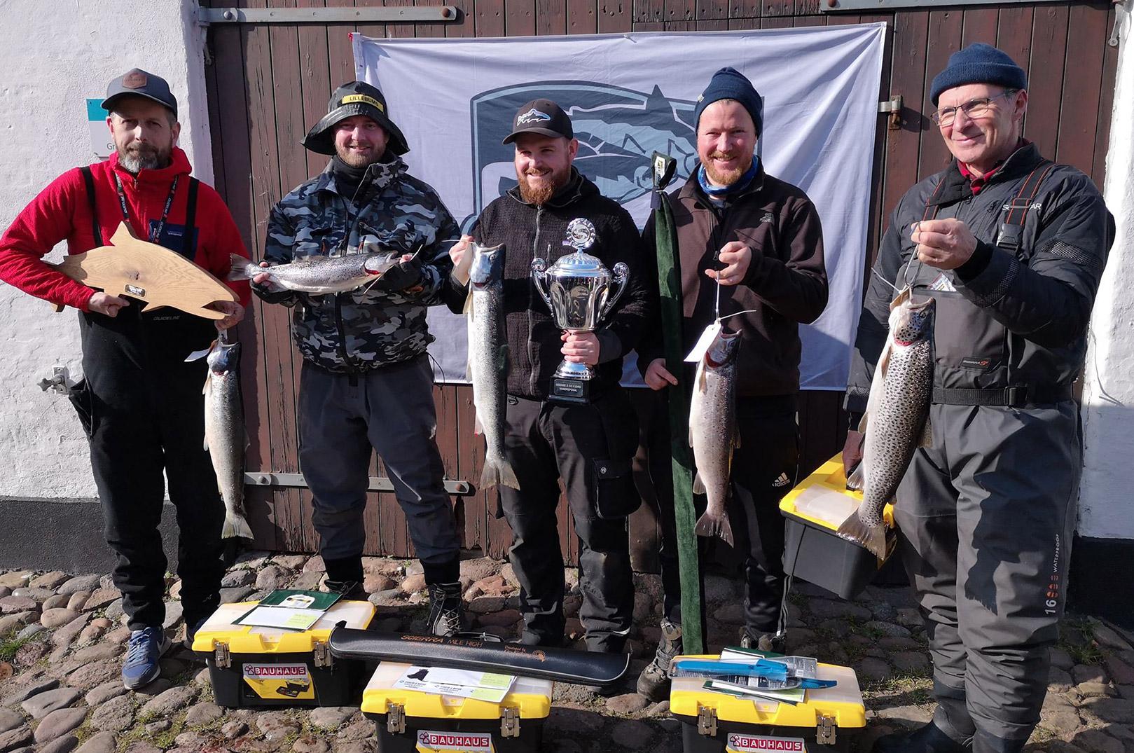 Premiere vinderne til Odense Å og Fjord premieren