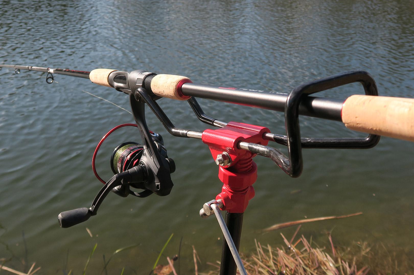Stangholder til bundfiskeri i putten