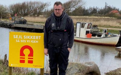 Pas på jer selv og hinanden: To fritidsfiskere mistede livet på vandet i 2019