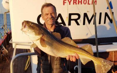 Tag på fisketur med Sport Dres