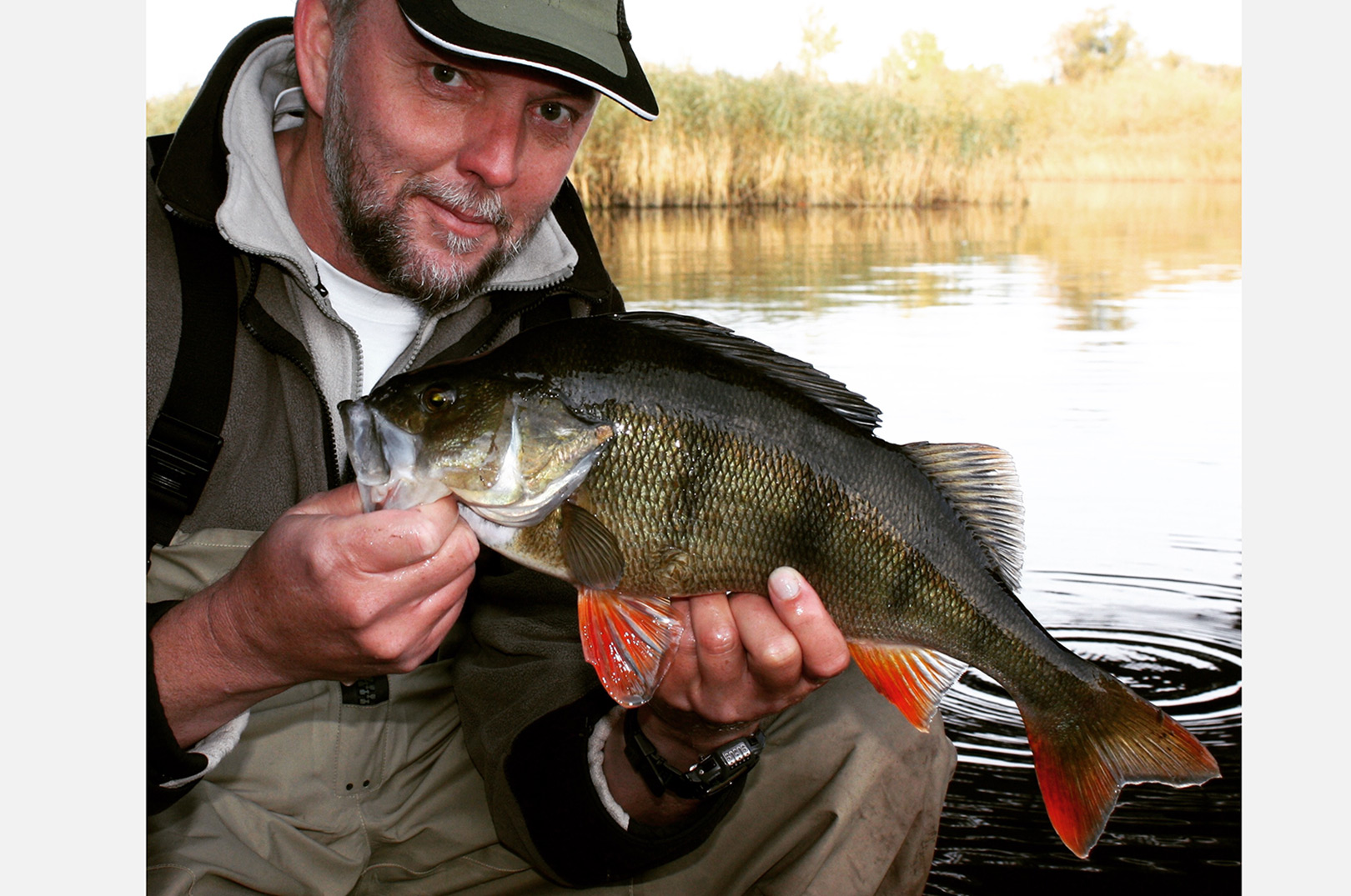 Fiskeribiolog Steen Ulnits
