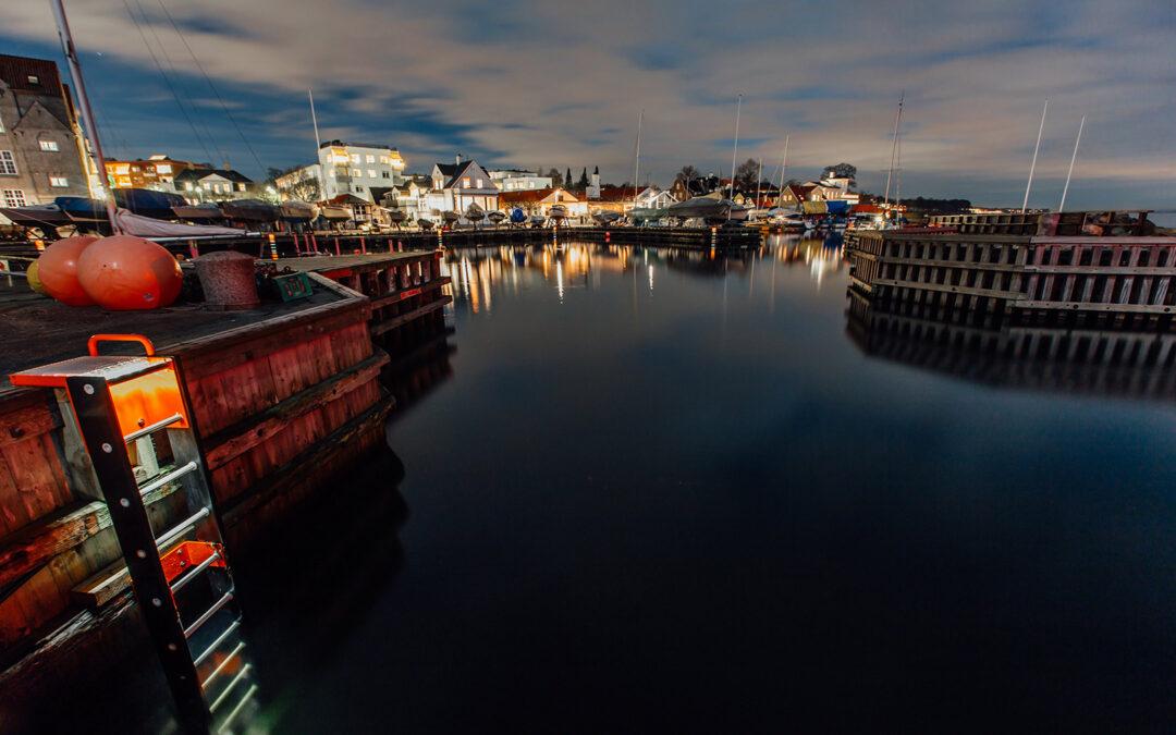 TrygFonden vil nu installere redningsstiger i danske havne