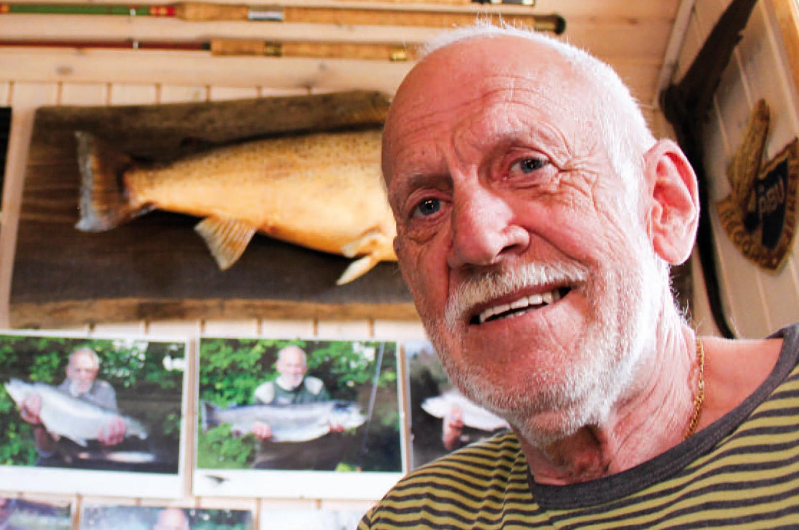 Et besøg i Flemmings fiskehule risikerer at give både fiskefeber og mindreværdskomplekser på samme tid.