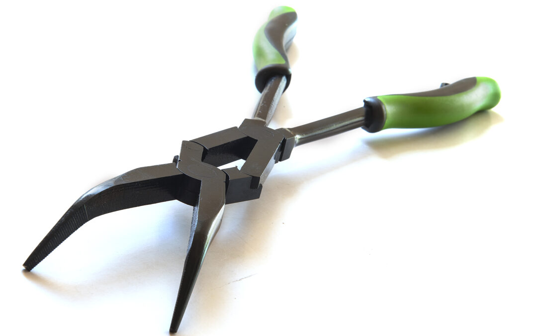 Mr. Pike Power Pliers/Dual Joint