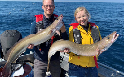En fantastisk dag med Fishingbeyond