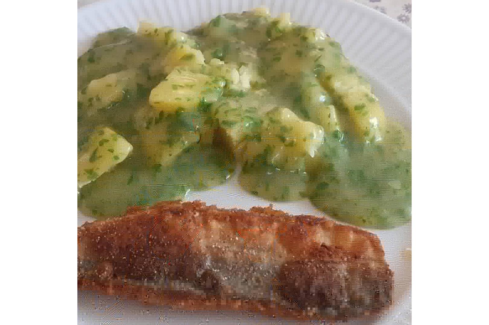 Stegt makrel er en delikatesse