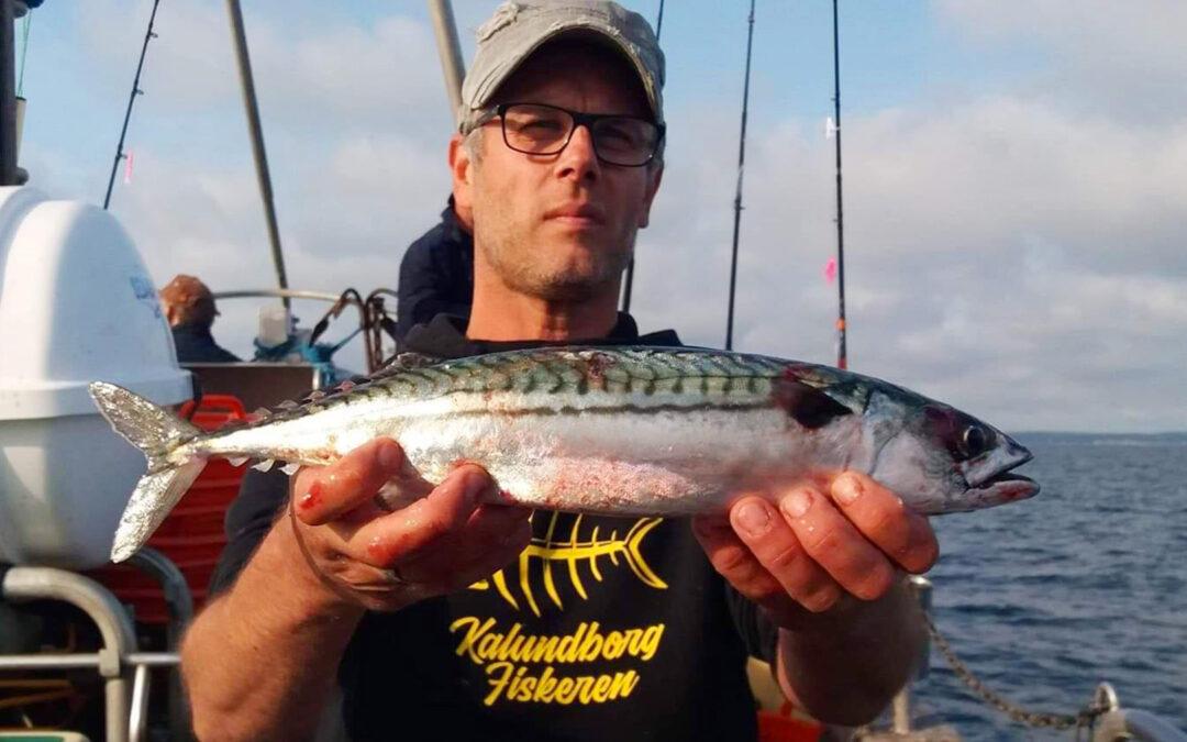 En ny PR til Per på 1360 gram taget fra Jaws